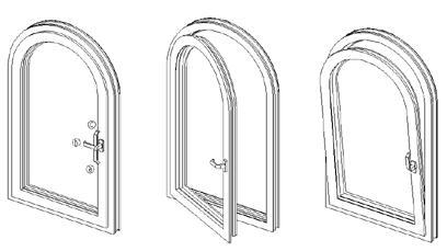 تعویض پنجره های قدیمی با دوجداره بدون تخریب