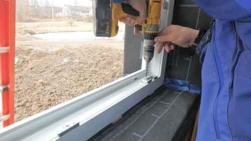 چگونگی نصب پنجره های دوجداره