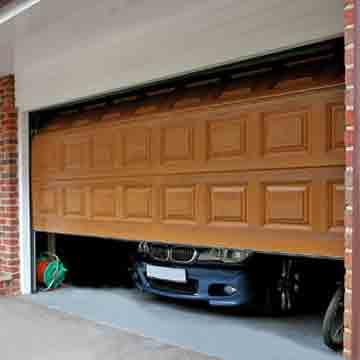 نصب درب اتوماتیک پارکینگ, نصب جک درب پارکینگ