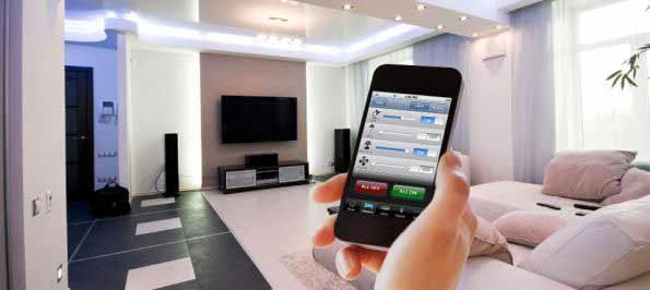 هوشمند سازی خانه, خانه هوشند