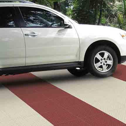 سنگ فرش پارکینگ, طرح سنگفرش پارکینگ