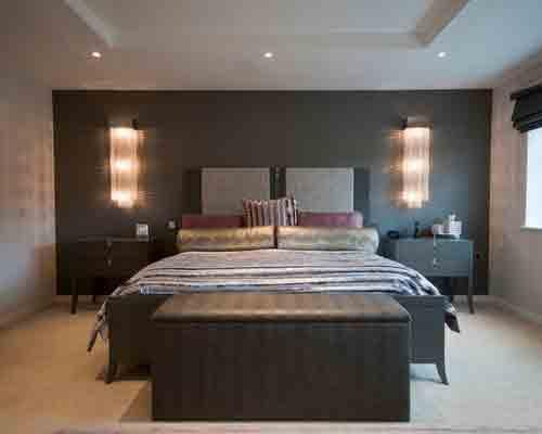 روشنایی اتاق خواب, طراحی روشنایی اتاق خواب