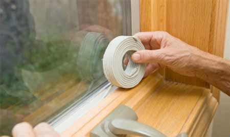 عایق پنجره, عایق پنجره ها, عایق پنجره دوجداره