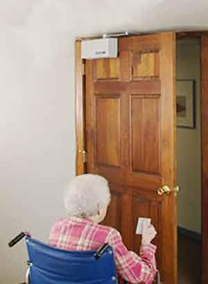 نصب درب اتوماتیک, نصب درب برقی