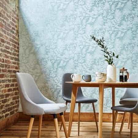 طرح کاغذ دیواری پذیرایی