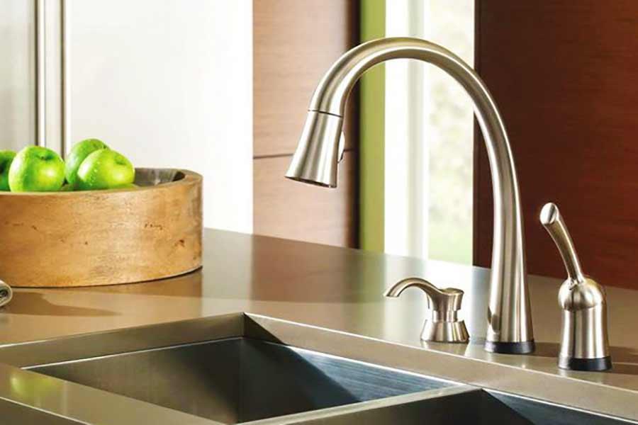 بررسی انواع شیر آلات آشپزخانه و تجهیزات حمام و سرویس بهداشتی