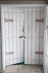 آموزش نصب درب چوبی,رگلاژ درب چوبی,تعویض درب چوبی
