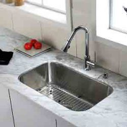آموزش نصب سینک ظرفشویی روکار توکار
