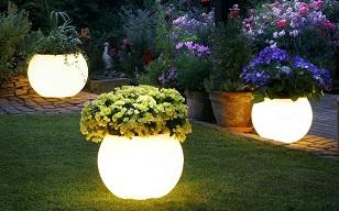روشنایی محوطه باغ, روشنایی محوطه ویلا, روشنایی محوطه ساختمان
