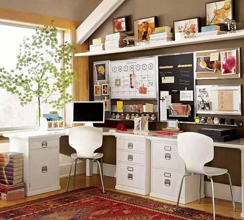 طراحی های زیبای دفتر کار