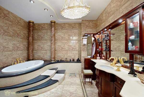 سنگ دیوار حمام