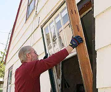 نحوه حذف و تعویض پنجره های قدیمی