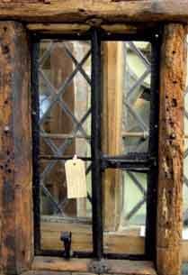 حفاظ پنجره آهنی و فولادی فرفورژه