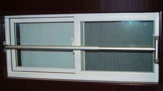 انواع مدل حفاظ پنجره دوجداره