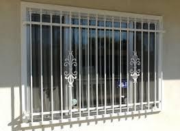 حفاظ آهنی پنجره فرفورژه