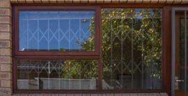 حفاظ-استیل-پنجره