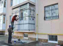 نصب-حفاظ-پنجره-دوجداره