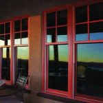 پنجره دوجداره کشویی آلومینیومی