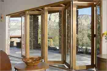 پنجره های آکاردئونی