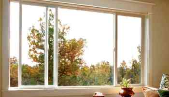 پنجره یو پی وی سی کشویی